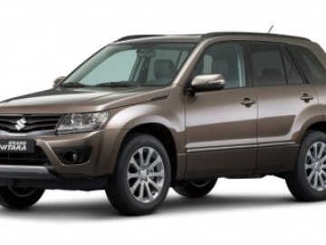 Grand Vitara Long car hire in Laranca