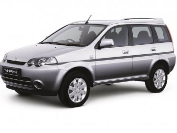 Honda HRV car hire in Laranca