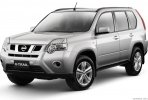 Nissan X-Trail car for hire in Paphos Cyprus