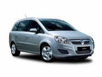 Opel Zafira car hire in Laranca